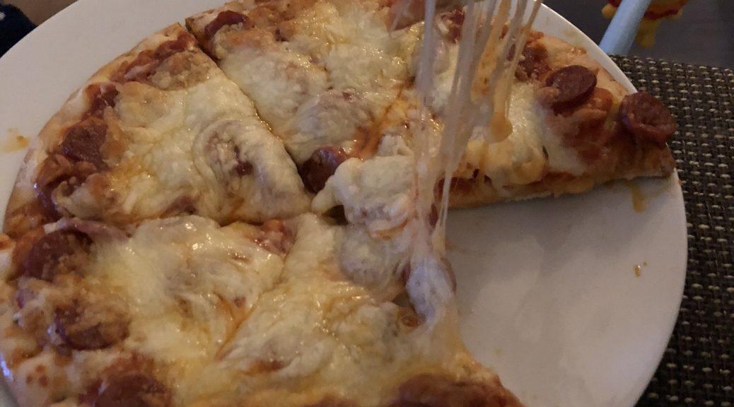 Kühlschrank Pizza Aldi : Pimp my pizza u2013 daddy does